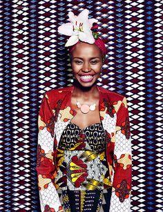 Print Culture ~Latest African Fashion, African Prints, African fashion styles, African clothing, Nigerian style, Ghanaian fashion, African women dresses, African Bags, African shoes, Nigerian fashion, Ankara, Kitenge, Aso okè, Kenté, brocade. ~DKK