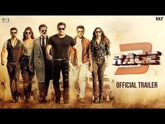 is a Bollywood action film. The film stars Anil Kapoor, Salman Khan, Bobby Deol, Jacqueline Fernan. New Hindi Video, Latest Video Songs, Hd Movies Online, 2018 Movies, Top Movies, 3 Movie, Movie Stars, Race 3 Salman Khan, Saqib Saleem
