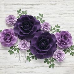 Outstanding diy flowers info are readily available on our web pages. Have a look and you wont be sorry you did. Paper Flower Art, Tissue Paper Flowers, Paper Flower Backdrop, Origami Flowers, Flower Crafts, Diy Flowers, Vintage Flowers, Potted Flowers, Paper Flower Centerpieces