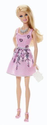 Fashionista Barbie Doll, Light Pink Dress Barbie http://www.amazon.com/dp/B00GV2WGAI/ref=cm_sw_r_pi_dp_m8jtxb1ZAXS58