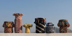 SHOP: Braided Containers by Erroll Pires http://www.moowon.com/store