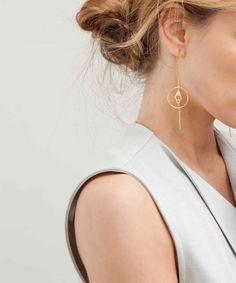 Earrings - Designer Jewelry   Edge of Ember