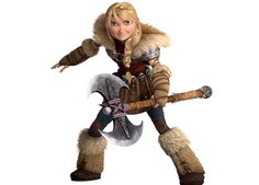 Astrid Hofferson (or just Astrid) is the tritagonist in How to Train Your Dragon and the secondary tritagonist of How to Train Your Dragon 2. She is Hiccup's friend and love interest. Astrid is strong and tough, and embraces the Viking way of life and lifestyle. Because of her tough ways, she is extremely difficult to impress and very competitive, often becoming jealous of being out of the limelight. Though she is tough on the outside, once befriended, she can be a loyal ally and a kind....