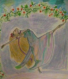 Dancing. Tetyana Luna