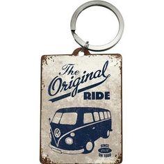 Avaimenperä neliskulmainen VW Bulli The Original Ride