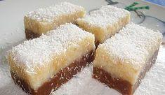 Μια πολύ εύκολη συνταγή για ένα υπέροχο γλυκό ψυγείου με ινδοκάρυδο της στιγμής. Ένα λαχταριστό γλύκισμα που θα σας γίνει μια πολύ γλυκιά συνήθεια. Πηγή