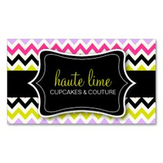 311 Haute Chevron Pattern Business Cards. I love this design! It is available for customization or ready to buy as is. All you need is to add your business info to this template then place the order. It will ship within 24 hours. Just click the image to make your own!