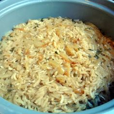 Mom, What's For Dinner?: French Onion Rice