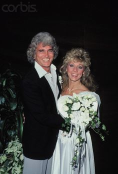 Michael Landon and Cindy Clerico