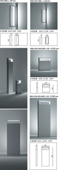 Led light system: Cool by Simes SIMES.