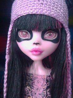 Мои работы repainted custom MH doll