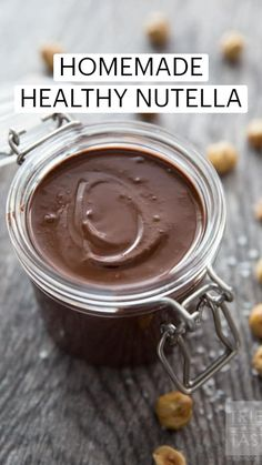 Donut Recipes, Baking Recipes, Dessert Recipes, Healthy Sweets, Healthy Snacks, Basic Butter Cookies Recipe, Creative Desserts, Hazelnut Spread, Homesteads