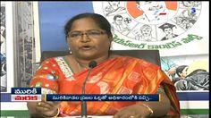 YSRCP MLA Uppuleti Kalpana fires on CM Chandrababu - Express TV
