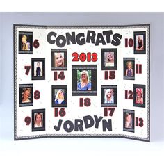 Graduation Display Board