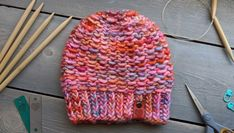 Free Knit Beanie Pattern – Savlabot Beanie Knitting Patterns Free, Knit Beanie Pattern, Free Knitting, Crochet Patterns, Knitting Machine, Knitting Designs, Doll Patterns, Crochet Faces, Free Crochet