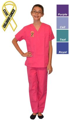 aa0e9cebffc 7 Best Personalized Kids Scrubs and Lab Coats images | Kids scrubs ...