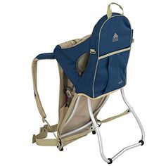 d53a1b12403 Kelty Mijo blue baby carrier 727880018658 The Mijo is designed for parents  looking for a simple