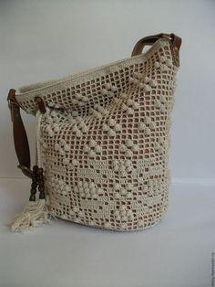 Женские сумки ручной работы. Ярмарка Мастеров - ручная работа. Купить вязаная…