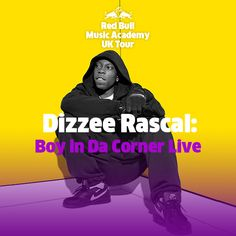 Dizzee Rascal to perform Boy In Da Corner in full in London