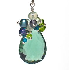 Pretty palettes necklace  By Kristina Henning