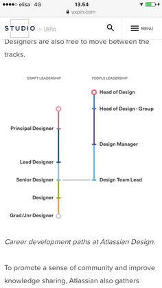 Career Development, Leadership, Management, Design