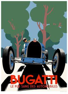 Bugatti Poster http://www.dieselpunks.org/photo/bal-de-la-couture-parisienne-poster?context=album=3366493%3AAlbum%3A192325