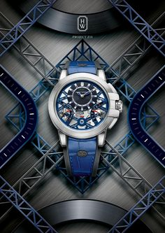 Harry Winston's Project Z10 Is A Beautiful Watchmaking Statement