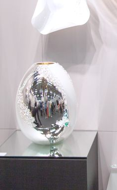 Glass Artists at the Architectural Digest Design Show 2016