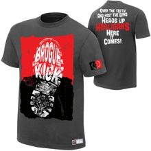 Just In: Sheamus Irish Proverb Authentic T-Shirt!