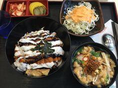 2016.5.20 점심. 가츠동