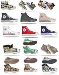 743df0177ebb8a Converse All Stars....want them all!