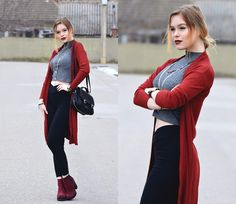 Lorena S. - The weather gets better People Around The World, Real People, Looks Chic, Get Well, Weather, Leather Jacket, Wellness, Instagram Posts, Jackets