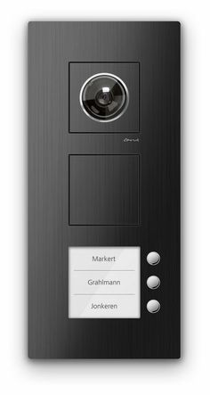 Carus IRIS | Audio and video doorstations | Beitragsdetails | iF ONLINE EXHIBITION