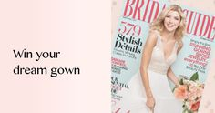 Enter for a chance to win free gown!