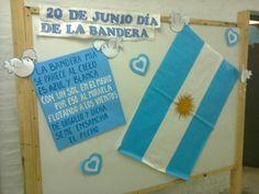 Cartelera Dia de la Bandera