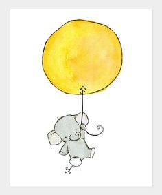 """Nope...this is it...it's going to say """"defy gravity"""" under it, and have a red balloon and a little cloud :)"""