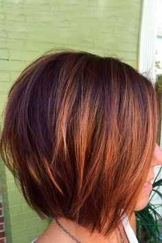 Bob Cut Hair Trends And Ideas ★ See more: lovehairstyles.co...... - Haircuts and Hairstyles
