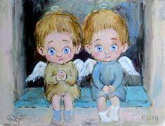картинка ангелочек у двери: 19 тыс изображений найдено в Яндекс.Картинках