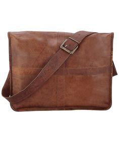 Second May Genuine Leather Messenger Bag, Shoulder Bag, Laptop Bag, Laptop Sleeve,Tablet Bag, Satchel Bag, Rusty 15'(l)11'(h) 4'(b) Inches >>> Visit the image link more details.