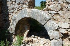 Die antike Stadt Hamaxia / Alanya