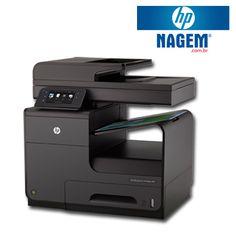 Se você procura por impressão de qualidade e econômica, a Multifuncional HP Officejet Pro X oferece uma impressão colorida profissional com preço acessível.  #HP #Impressora
