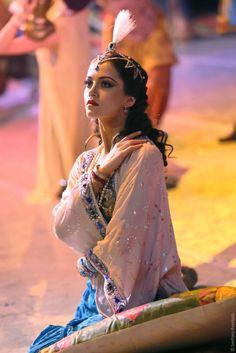 Ballerina Nadezhda Batoeva in the role of Zobeide in Schéhérazade - Mariinsky Theatre - Photo © Svetlana Avvakum.