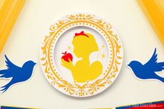 Snow White Birthday Party Ideas | Photo 7 of 50 | Catch My Party