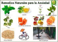Remedios naturales para la ansiedad
