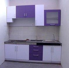 Kitchen Set Sederhana Modern