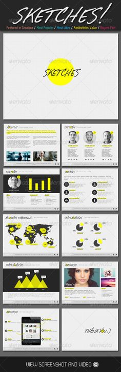 Sketchy Creative PowerPoint Template
