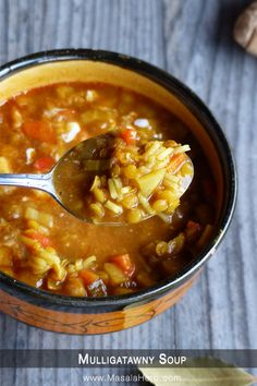 Mulligatawny soup is a spiced rich soup which you can easily make at home. Learn how to make the Mulligatawny soup from scratch with step by step tips.