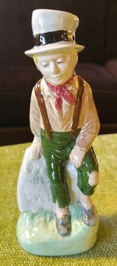Charles Dickens  Toby Jug Collection  David by NoPlaceLikeVintage