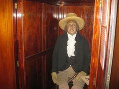 Jeremy Bentham auto icon at University College London