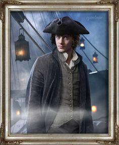 Fergus Claudel Fraser – Outlander ... César Domboy • Fanart by cyanbrise •
